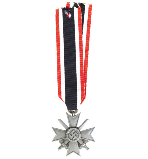 Kriegsverdienstkreuz mit Schwerter (KVK) War Merit Cross with Swords MM 74 (Carl Maurer)