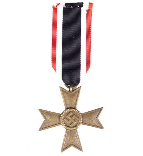 Kriegsverdienstkreuz ohne Schwerter (KVK) War Merit Cross without Swords