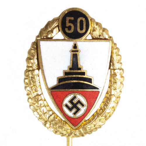 Kyffhäuserbund 50 Membership badge