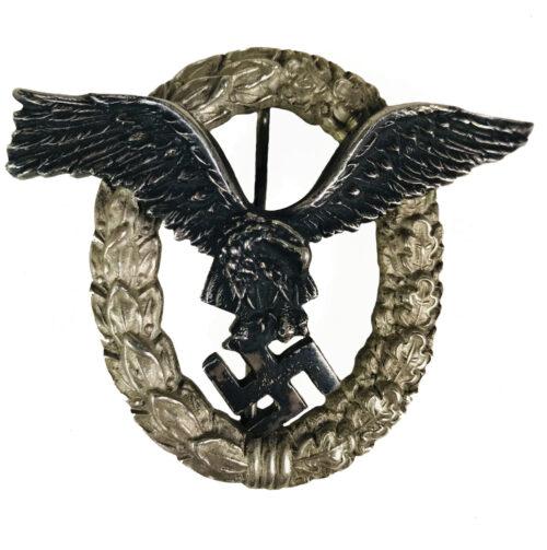 Luftwaffe Flugzeugführerabzeichen Pilot Badge J3