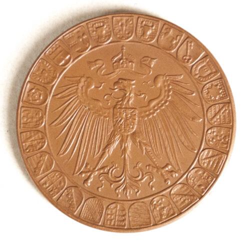 (MedalCoin) Germany 60 Anniversary of Empire (Wilhelm I) 1931