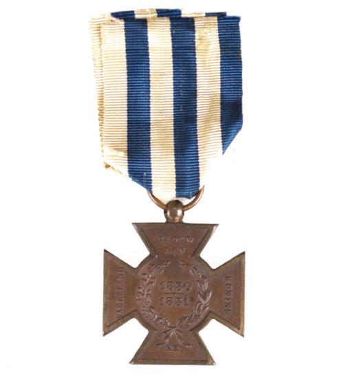 Metalen Kruis 1830-1831 (Tiendaagse Veldtocht)