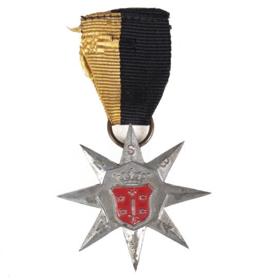 (NSB) Bloembollenmarsch 1941 medaille
