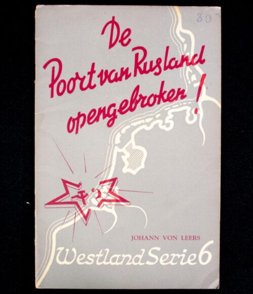 (NSB) Westland Serie 6 - De poort van Rusland opengebroken