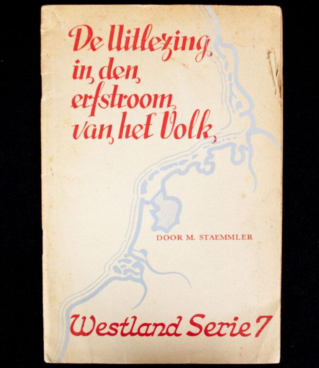 (NSB) Westland serie 7 De uitlezeing in den erfstroom van het volk