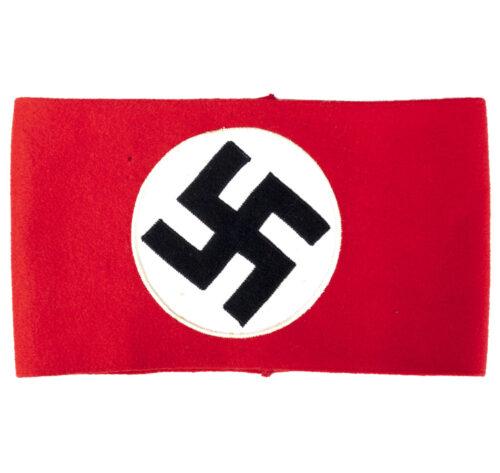 NSDAP Wool Armband