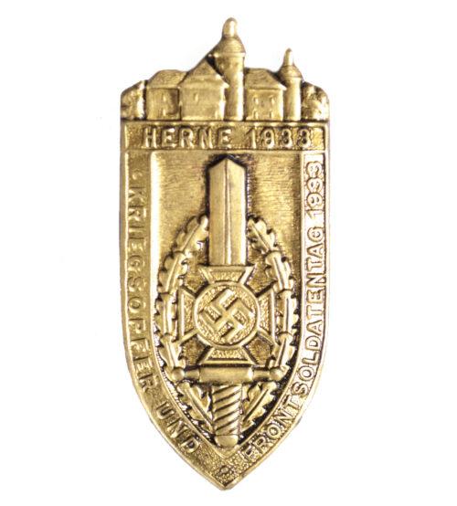 NSKOV Kriegsopfer und Frontsoldatentag Herne 1933