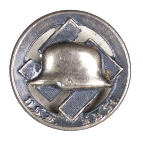 National Sozialistische Deutscher Frontkämpferbund Stahlhelm Memberbadge (N.S.D.F.B.St.)National Sozialistische Deutscher Frontkämpferbund Stahlhelm Memberbadge (N.S.D.F.B.St.)
