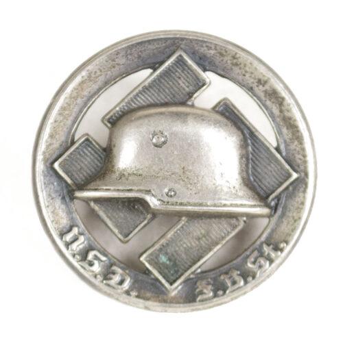 National Sozialistische Deutscher Frontkämpferbund Stahlhelm Memberbadge (N.S.D.F.B.St.)