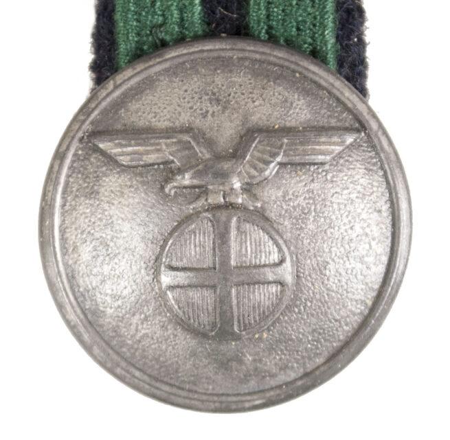 (Norway) Arbeidstjensten (AT) Capbadge for non-commissioned ranks.