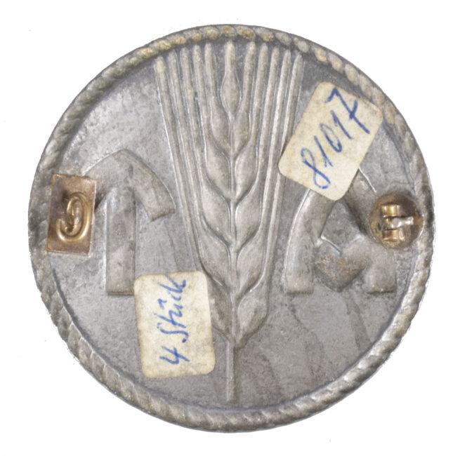 (Norway) Arbeidstjensten AT-brooch (large)
