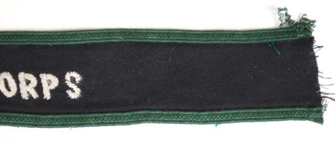 (Norway) WWII Kvinnenes Hjelpekorps Armband (Extremely rare!)