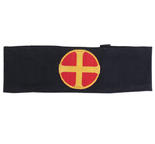 (Norway) WWII NS Führung Rikshirden Armband