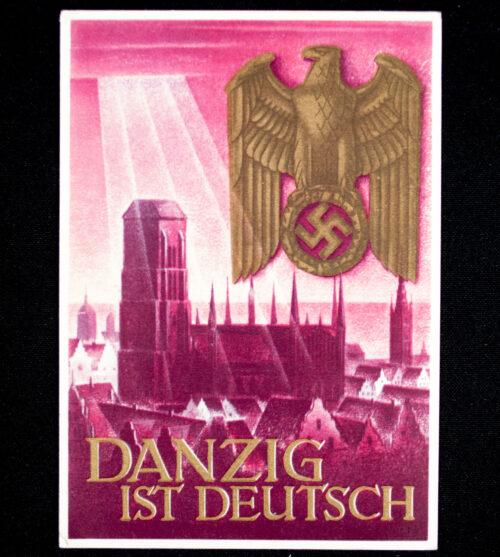 (Postcard) Danzig ist Deutsch