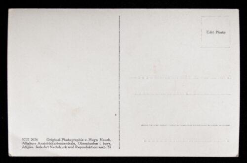 (Postcard) Hitlerjugend (HJ) Hochlandlager des Bannes Allgau Altstädten b. Sonthofen