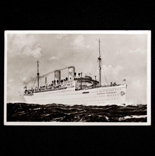 (Postcard) Urlauberschiff Sierra Cordoba