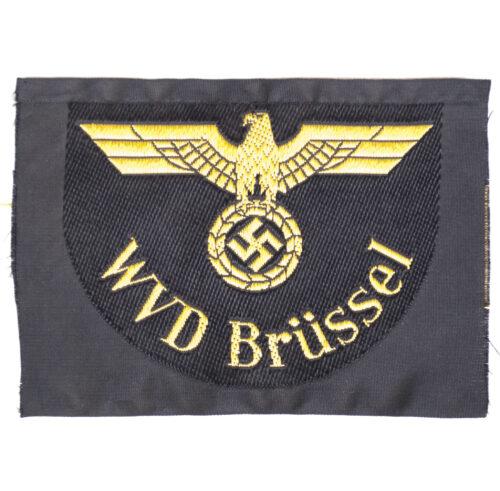 Reichsbahn Ärmeladler WVD Brussel