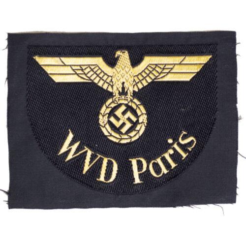 Reichsbahn Ärmeladler WVD Paris