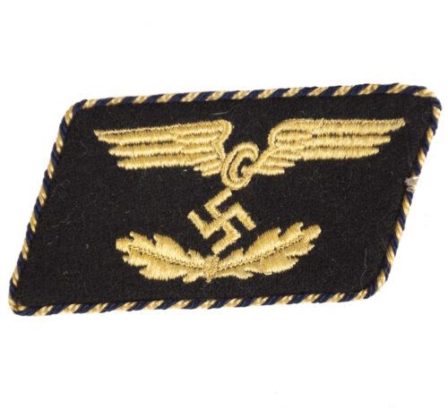 Reichsbahn Kragenspiegel für Reichsbahn Beamte