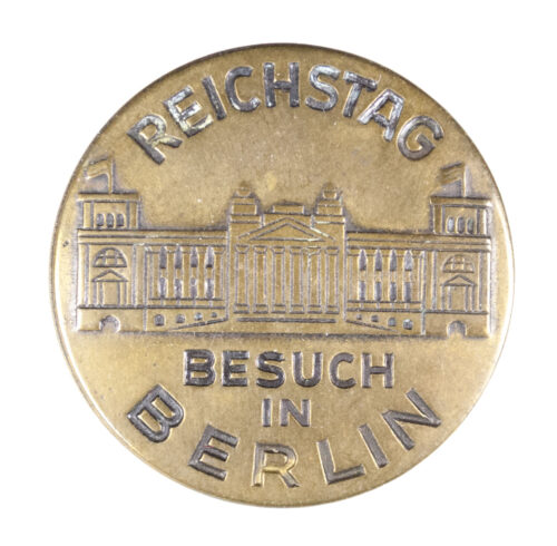 Reichstag besuch Berling Badge