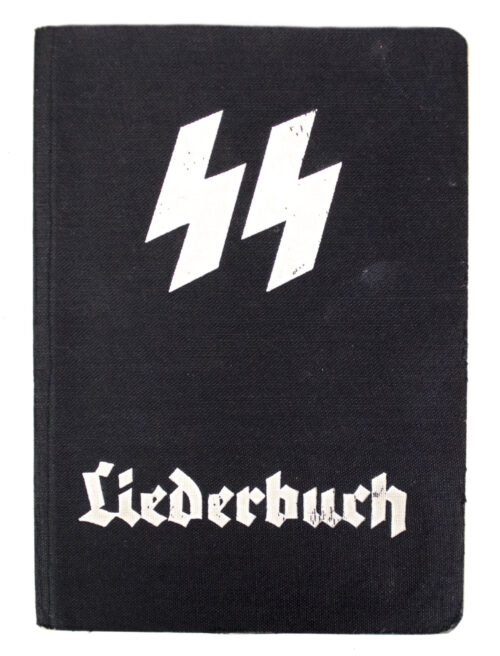 SS Liederbuch (5. Auflage) in collectors slipcase