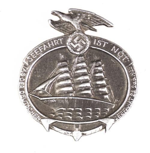 Seefahrt ist Not abzeichen 1935