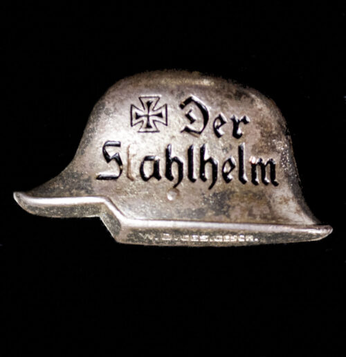 Stahlhelmbund memberbadge (marked W.D. Ges Gesch)