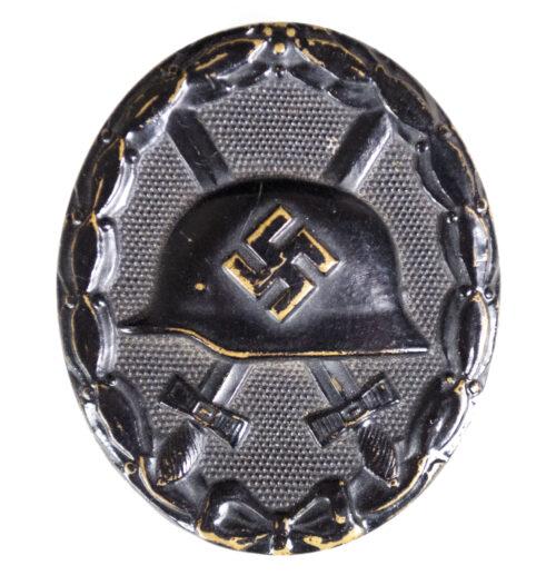 Verwundetenabzeichen Schwarz / Woundbadge in black