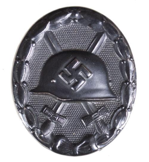 Verwundetenabzeichen Schwarz Woundbadge in black