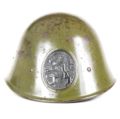 WWII Dutch Army Helmet