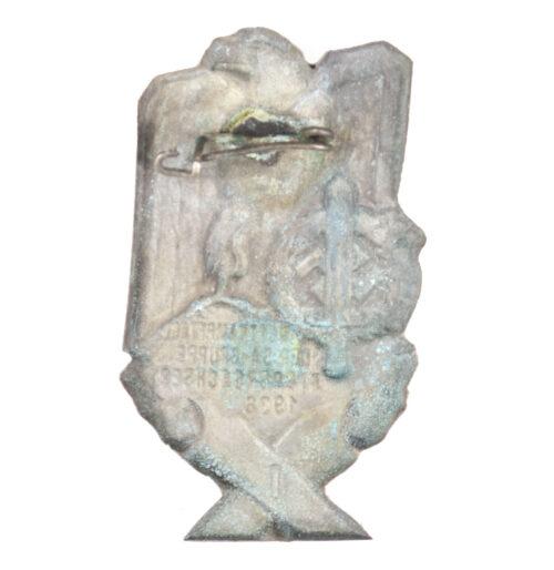 Wettkmpftgen der SA-Gruppe Niedersachsen 1936 badge