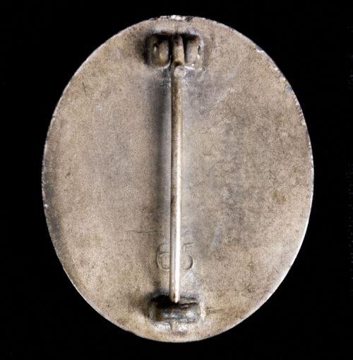 """Woundbadge in silver Verwundetenabzeichen Silber """"65"""" (Klein und Quenzer)"""