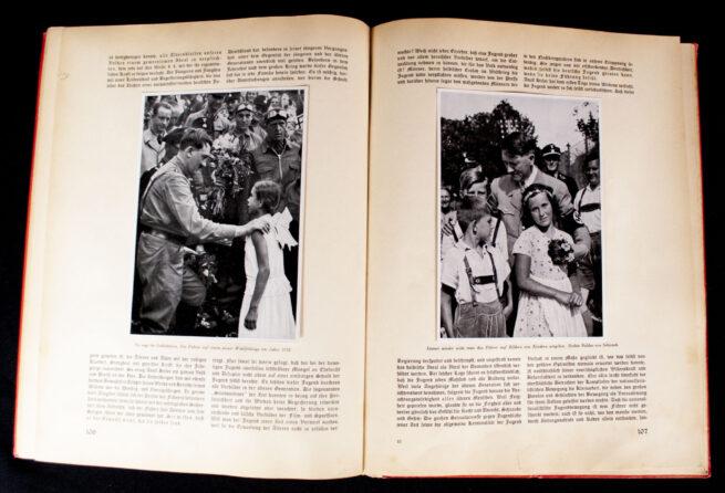 (Book) Adolf Hitler Sammelbilder Album
