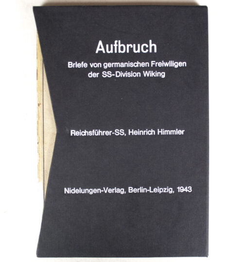 (Book) Aufbruch - Briefe von Germanischen Freiwilligen der SS-Division Wiking