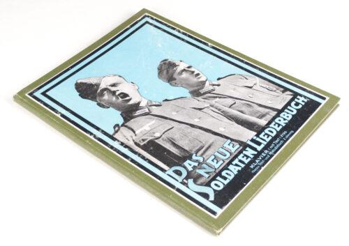 (Book) Das Neue Soldaten Liederbuch (Klavier) Large book!