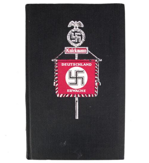 (Book) Ludwig Knickmann Geschrieben von jungen Deutschen (1933)