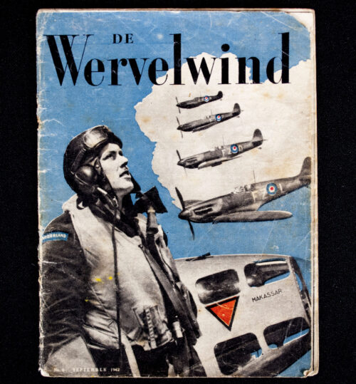 (Booklet) De Wervelwind No.6 September 1942