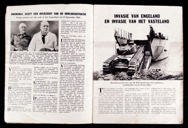 (Booklet) De Wervelwind No.6 September 1942