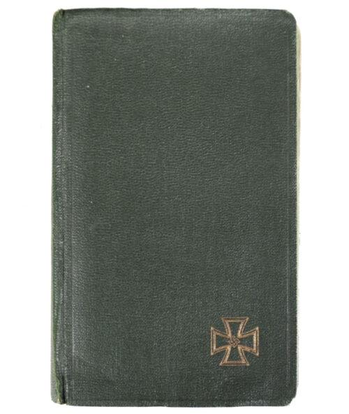 Der Soldatenfreund Taschenbuch für das Heer, Die Kriegsmarine und die Luftwaffe 1940