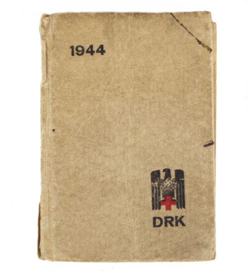 Deutsches Rotes Kreuz (DRK) Taschenkalender 1944