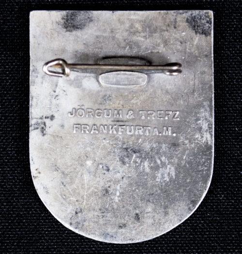 Gautag Hessen Nassau Frankfurth am Main 1936 abzeichen