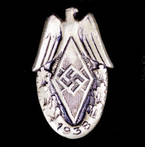 Hitlerjugend (HJ) Siegernadel Reichssportwettkämpfe 1938
