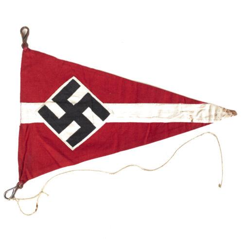 Hitlerjugend (HJ) pennant