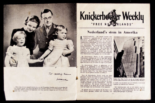 Knickerbocker Weekly Free Netherlands (19441945)