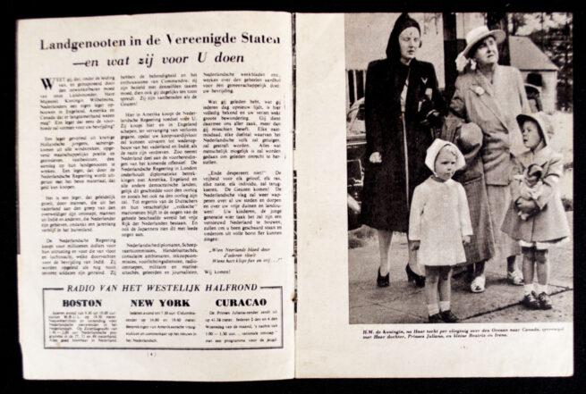 Knickerbocker Weekly Free Netherlands (19441945)