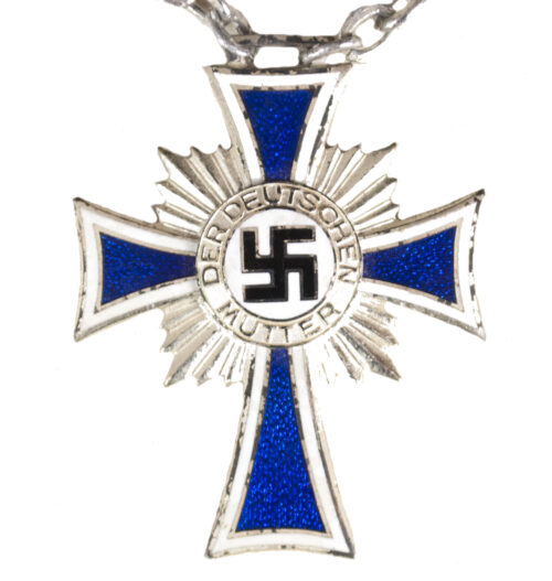 Mutterkreuz silber Motherscross silver (on chain instead of ribbon!)