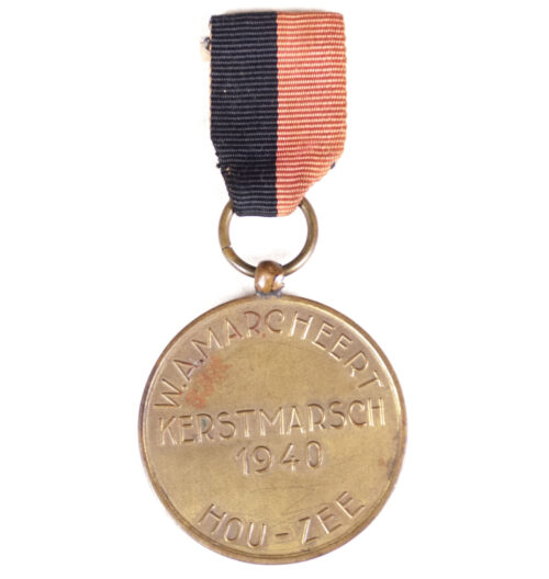 (NSB) Marching medal 1940 (Mussertmedaille)