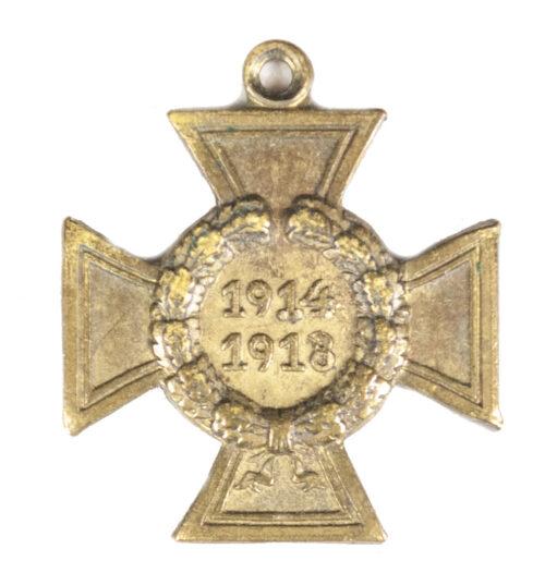 Nichtkämpfer Ehrenkreuz miniature medal