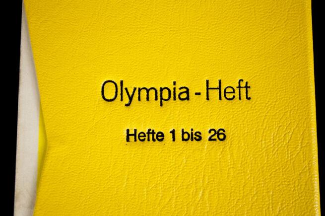 Olympia 1936 - Heft 1-28 complete series (1936)
