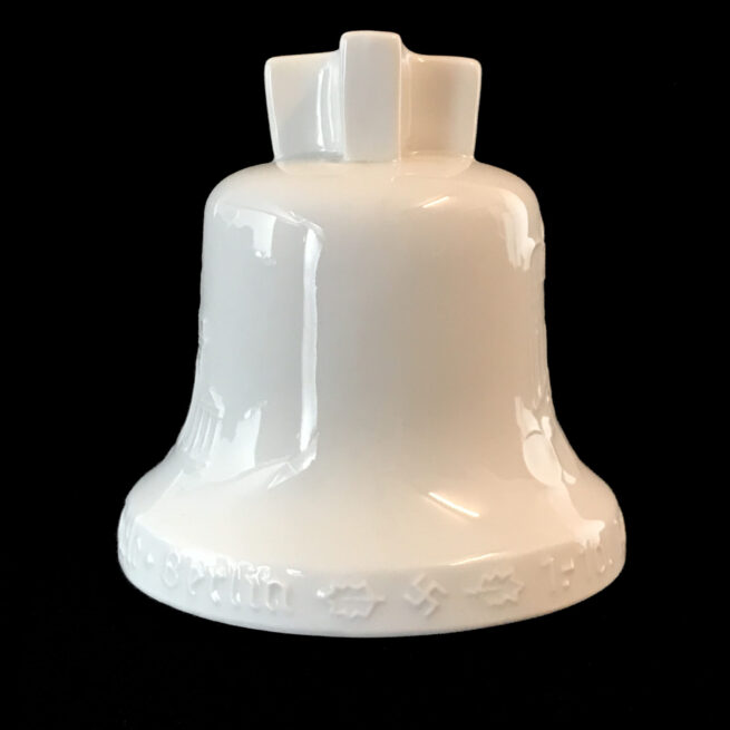 Olympia 1936 Saving Bell (Spardose Olympia Glocke) WITH KEY!!!